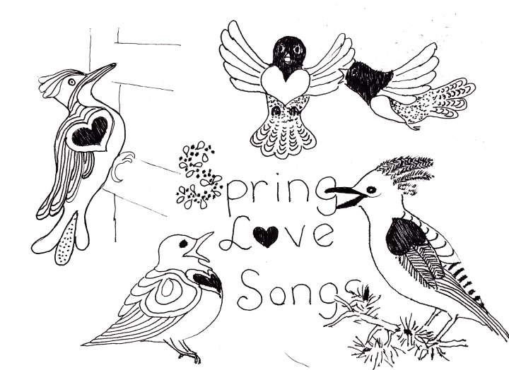 A Cacophony of Bird Love Songs