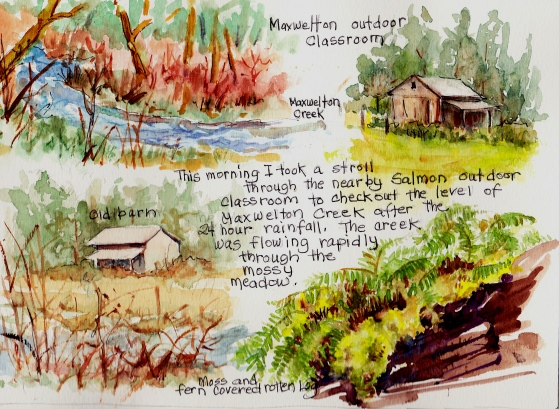 Maxwelton Outdoor Classroom